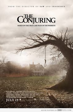 115) The Conjuring - Watched 07/31/2013 with Elizabeth at AMC