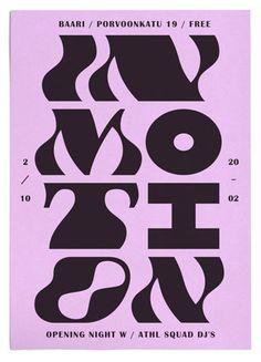 FFFFOUND! | Dark side of typography