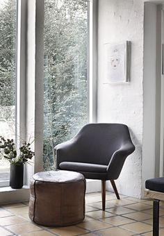 1f5a24c2274d Prachtige woning geïnspireerd door Frank Lloyd Wright Living Room Interior,  Living Rooms, Interior Styling