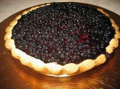 Whortleberry pie