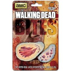 The Walking Dead Walker Bite Wound Appliance