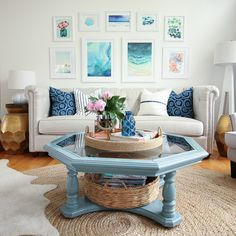 Simple Ways to Add a Beachy Feel to Your Home