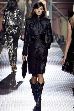 Lanvin Spring 2013 Ready-to-Wear Fashion Show - Ava Smith (Elite)