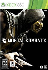 Boxshot: Mortal Kombat X by Warner Home Video Games