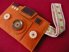 """Holgy"" Camera Camera/iPhone Case"