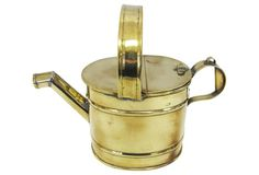 English Brass     Watering     Can