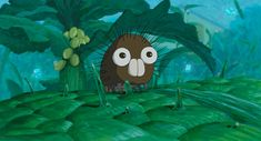 Hayao Miyazaki's first animated picture since 2013 will be screened on March 21 at the Ghibli Museum. Titled Boro the Caterpillar, it's a short film. Miyazaki is currently working on a new feature length animated film as well. Hayao Miyazaki, Totoro, Joe Hisaishi, First Animation, Animation Film, Elf Draw, Mouth Cartoon, Nausicaa, Spirited Away