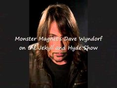 Comic Book Artists are the Real Rock Stars: Dave Wyndorf on Jekyll and Hyde.........Dave Wyndorf is cool and his band (MONSTER MAGNET) Rules!