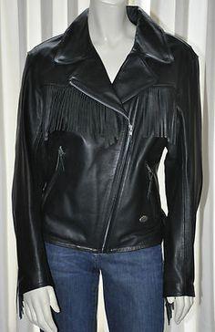 Ladies Harley Davidson jacket on ebay!