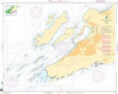 NHS Chart 476: Bodø havn