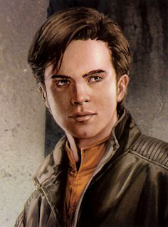 Anakin solo Star Wars  7