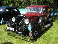 Volvo PV 650 Series - Volvo PV 659 (1935-36, 170 cars built)