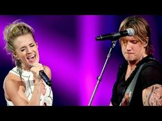 Keith Urban and Carrie Underwood CMT Awards performance: Watch 'The Fighter' - Goldderby