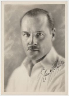 Entertainment Memorabilia Jack Holt Autographed Album Page Popular Star Of 1940s Westerns D.51 Cards & Papers