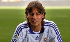 Gabriel Heinze, soccer lefty, happy birthday!