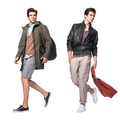 clothes to be light, practical and comfortable
