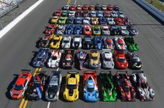Welcome to a new era in sports car racing. Welcome to the #IMSA TUDOR Championship - Rolex 24 Hour from Twitter
