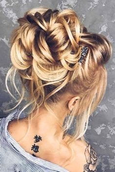 #fashion #updo #updohairstyles #hairstyles