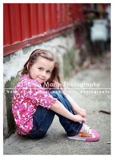 Angola Indiana Child Photographer: 4 Year Old Portraits | Tonya Marie Photography Blog