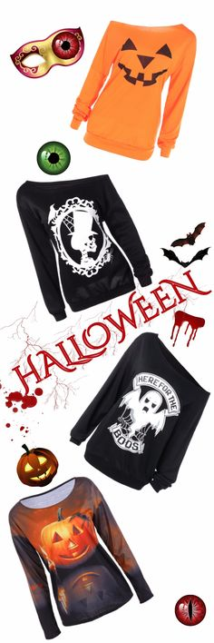 Happy Halloween | Start from $5.72 | Have U prepared your Halloween outfit? | Sammydress.com