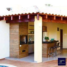 Home Building Design, Home Room Design, Barbecue Garden, Pergola, Fire Pit Grill, Summer Kitchen, Outdoor Kitchen Design, Deck Design, Outdoor Living