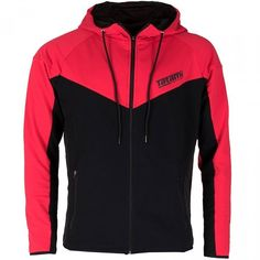 7d9990a2e326 The Tatami Fightwear Ignite Hoodie is designed for all types of athletes.  Added technical features and details make it the most fit-for-all training  jacket.