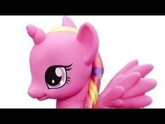 """8"""" PRINCESS CADENCE REVIEW - My Little Pony - Toy Review - YouTube"""
