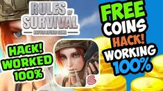 Rules of Survival Mod APK Unlimited Diamonds and Gold — Rules of Survival Hack Rules of Survival Hack and Cheats for Android and IOS How to Hack Rules of Survival Free Diamonds and Gold for Android… Free Android Games, Free Games, Cheat Engine, Play Hacks, App Hack, Battle Royale Game, Android Hacks, Game Update, Test Card