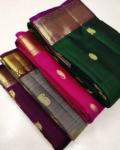 Pure Silk Sarees, Saree Wedding, Indian Sarees, Women's Fashion, Pure Products, Bride, Classic, Pattern, Indian Saris