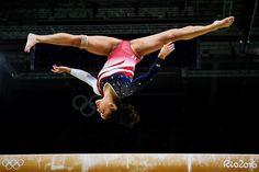 Lauren Hernandez : Rio Olympics 2016: Best images from Day 4