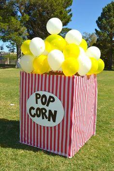 Carnival Birthday Party Ideas | Photo 12 of 46
