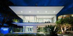 villa de luxe de design moderne