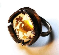 Secret Life of Jewelry - A Universe of Handcrafted Art to Wear: Exhibition - Put A Ring On It