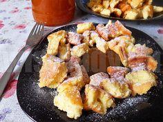 Smarni, császármorzsa - Anya főztje Chicken, Meat, Recipes, Food, Essen, Meals, Ripped Recipes, Yemek, Eten