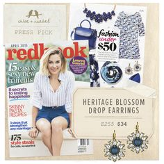Chloe and Isabel featured in Redbook Magazine!! http://www.chloeandisabel.com/boutique/tiffanydls/92c49f