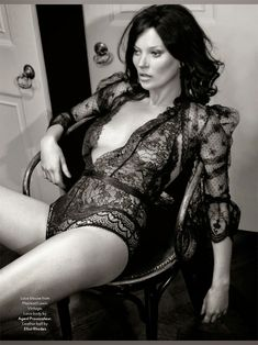 AnOther Magazine's Kate Moss extravaganza continues with this sultry, moody editorial lensed by Collier Schorr. Katy England styles Kate in sultry seduction looks./ Hair by Sam McKnight; Kate Moss, Sexy Poses, Jolie Lingerie, Sexy Lingerie, Lingerie Photos, Vogue, Bikini, Heidi Klum, Emilia Attias