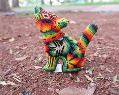 Polymer Clay Sculptures, Sculpture Clay, Mexican Jewelry, Skull Art, Bead Art, Sculpting, Glass Beads, Beading, Dinosaur Stuffed Animal