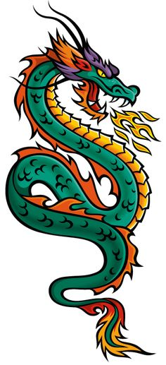 Chinese Dragon -