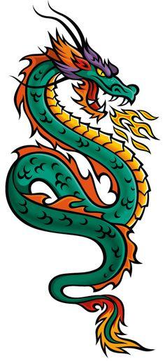 Chinese Dragon -