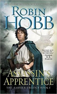 Book Review: Assassin's Apprentice by Robin Hobb