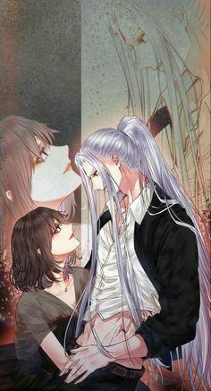 Anime Cupples, Manga Anime Girl, Anime Couples Manga, Fanarts Anime, Anime Art, Romantic Anime Couples, Romantic Manga, Arte Com Grey's Anatomy, Romantic Comics