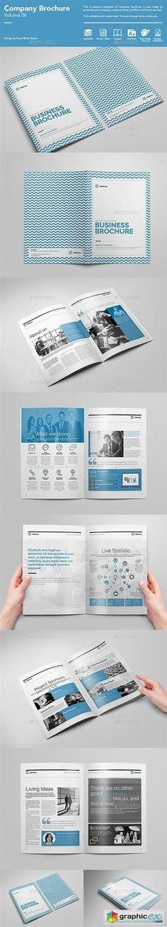 Company Brochure Vol.6