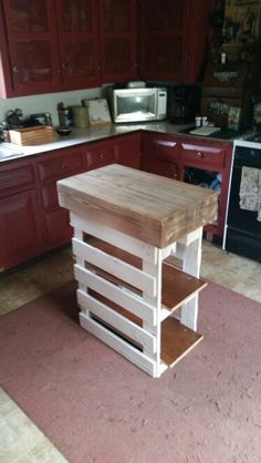 Built this very easily  and was a fun and well needed additon to the kitchen :)