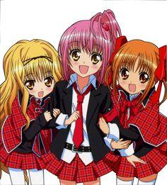Rima,Amu and Yaya