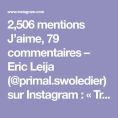 2,506 mentions J'aime, 79 commentaires – Eric Leija (@primal.swoledier) sur Instagram : « Trying to be smooth like @francheskafit ❤️ #wcw -3 times through -8 sets -plenty of rest for… »