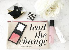 Lead by example. Join this movement to keep beauty products safe!! Find out more at www.beautycounter.com/katiemorrissey