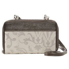 Another personal must-have...in fact, I think this is my favorite Thirty-One item.  Organizing wallet - I have all my cards, money, etc. in here.  I throw it in my laptop bag to take to work.  At lunch I throw it around my neck/shoulder with my keys attached to the side.  When I get home, I throw it in the diaper bag and take off with the baby.  Perfect!!!