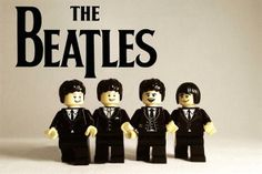 Lego bands: The Beatles
