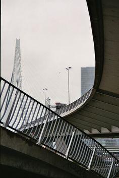 Rotterdam architecture - Great shot! :)
