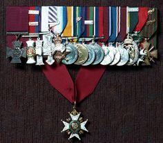 billy bishop ww1 -  Bishop's Medals At The Canadian War Museum